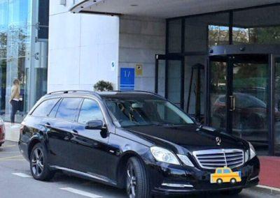 Mercedes E Cheap Taxi Malaga