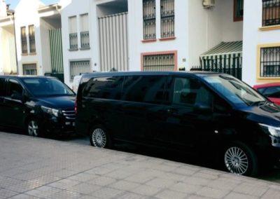 Minivan Mercedes Cheap Taxi Malaga